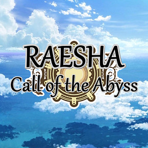 Raesha : Call of the Abyss server logo